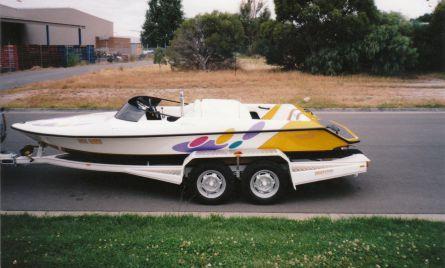 Image of Prestige Ultima Skiboat.